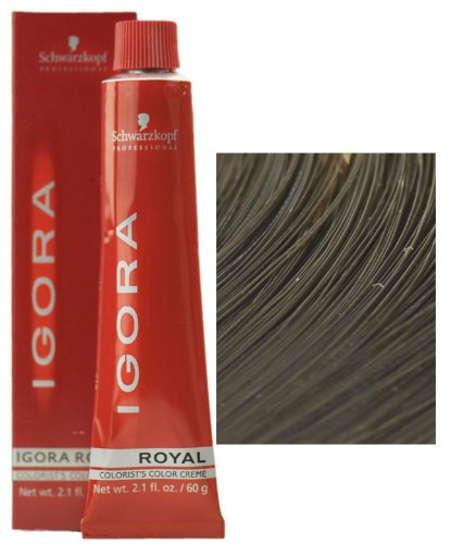 Schwarzkopf Igora Royal Colorist's Color Creme Tube 6-00 Dark Blonde Forte
