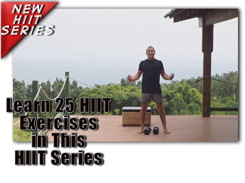 5 HIIT Workout Training Cardio for Beginner at Home   Exercises Videos to Burn Fat, Improve Endurance and   Build (Over Stationary)