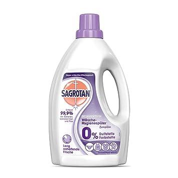 Berühmt Sagrotan Wäsche-Hygienespüler Sensitiv (Desinfektionsspüler für XK71