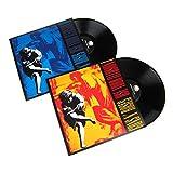 Guns N' Roses: Use Your Illusion Vinyl LP Album Pack