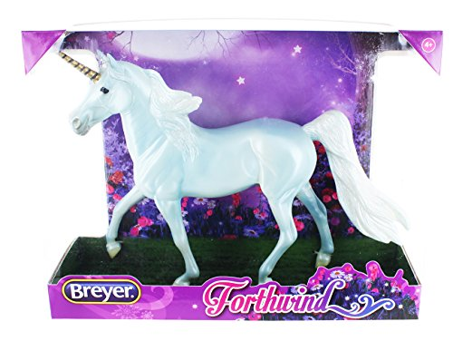 Animals That Begin With W (Breyer Classics Forthwind Unicorn Toy Horse)