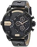 Diesel Men's DZ7291 Little Daddy Analog Display Analog Quartz Black Watch