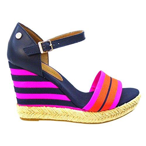 Tommy Hilfiger Zapatos Sport Joven Alpargatas Espadrilles Emery 42d Fuxia: Amazon.es: Zapatos y complementos