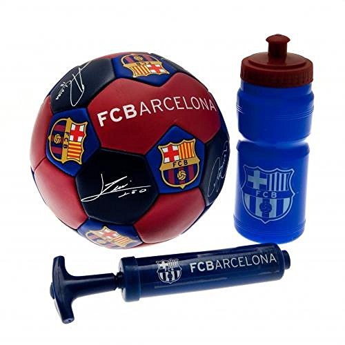 51cc27f870f FC Barcelona Official Football Gift Football Set - A Great Christmas Birthday  Gift Idea For Men And Boys