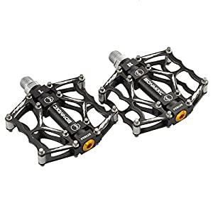 BONMIXC Bicycle Pedals 9/16