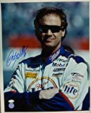 Rusty Wallace Signed Photograph - MILLER LITE 16x20 K45189 - JSA Certified - Autographed Photos