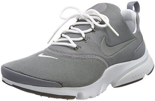 Da Presto pure Grey black Nike Grigiocool Platinum Basse Uomo 012 FlyScarpe Ginnastica white zSUVqMp