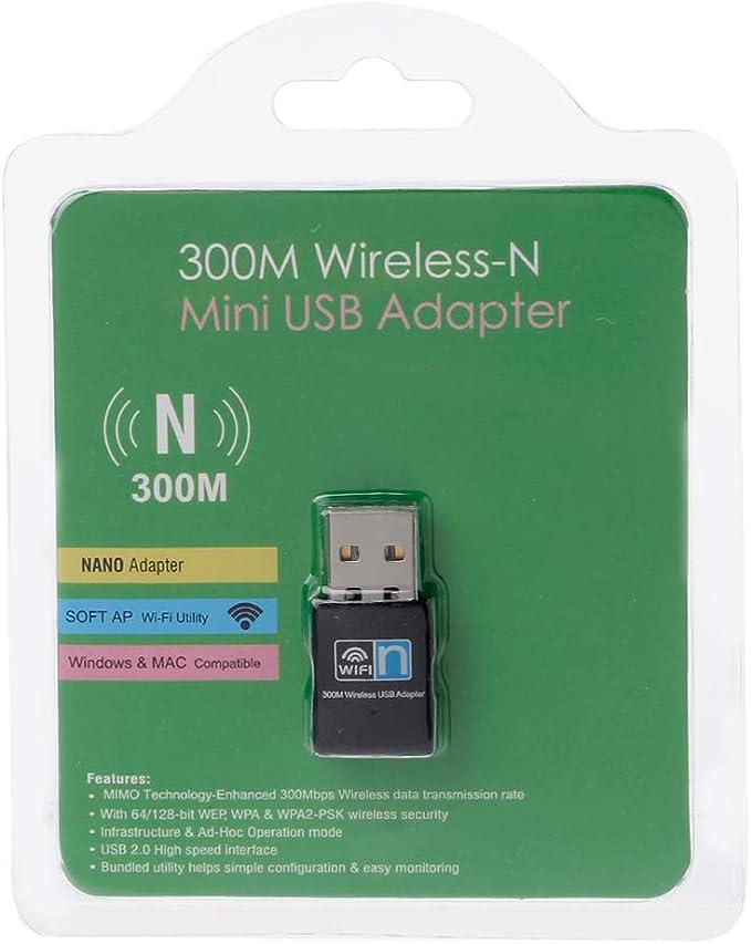1x Mini USB WiFi WLAN 150Mbps Wireless Network Adapter 802.11n//g//b Dongle Hot