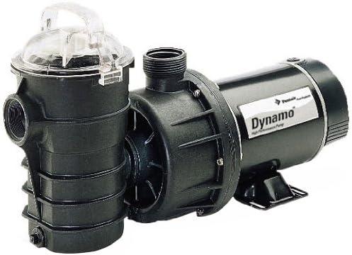 Pentair 340219  Dynamo 2HP Above Ground Pool Pump w 3/' Standard Cord