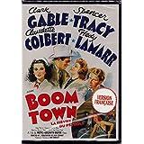 La Fièvre du Pétrole - Boom Town (English/French) 1940 (Full Screen) Régie au Québec