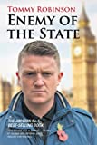 Book cover from Tommy Robinson Enemy of the State by Tommy Robinson
