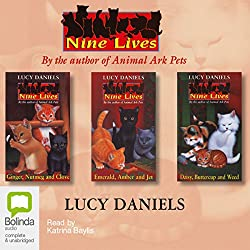 Nine Lives, Volumes 1 to 3