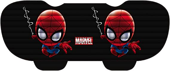DPIST Spider Man Rear Car Seat Covers Protector