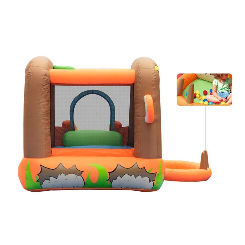 Amazon.com: Bouncers juguetes inflables para niños, castillo ...