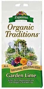 Espoma Organic Traditions Garden Lime - 5 lb Bag GL5