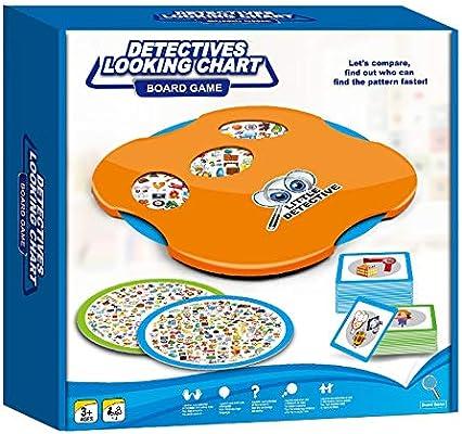 NEO+-Aprendiz De Detective Juego de Mesa, Busca y GANA, Multicolor Toys 5098: Amazon.es: Juguetes y juegos