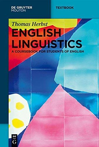 English Linguistics (Mouton Textbook)
