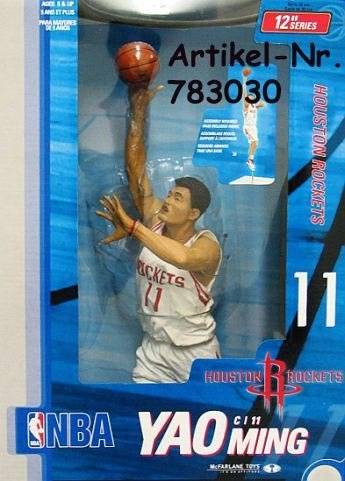 McFarlane's SportsPicks: NBA 12-inch Series #1 - Yao - Inch Nba Figures 12