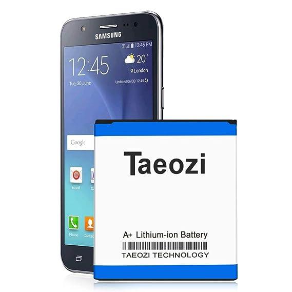 Amazon com: Galaxy On5 Battery, 3300mAh Replacement Li-ion Battery