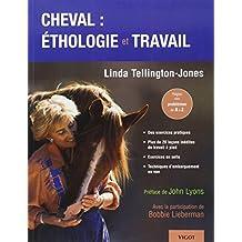 Cheval: éthologie et travail