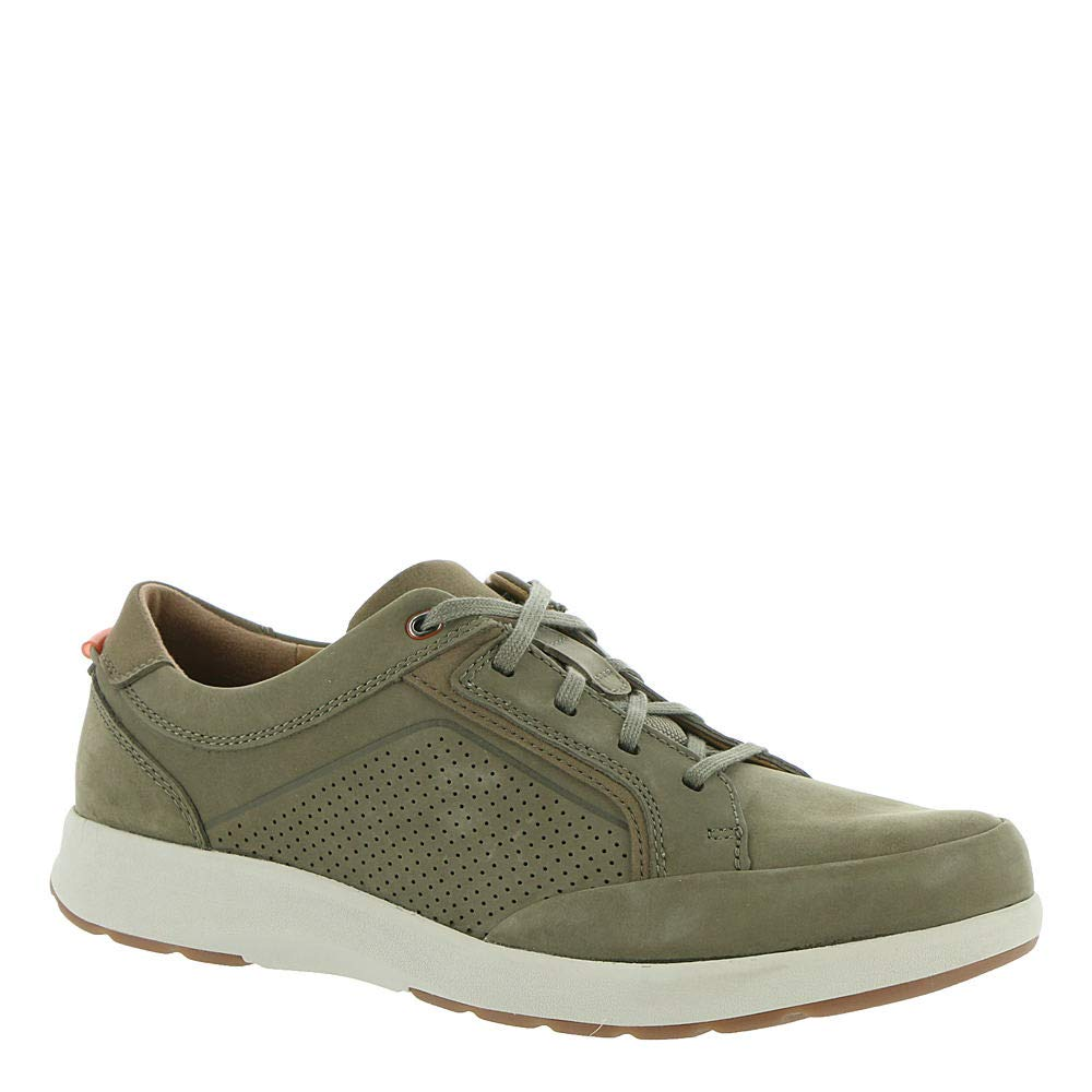 CLARKS Men's Un Trail Form Sneaker, Taupe Nubuck, 85 W US by CLARKS