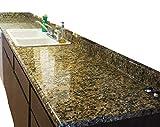 Best Faux Granite Countertops - Faux Granite Instantly Update Venecia Gold Granite Counter Review