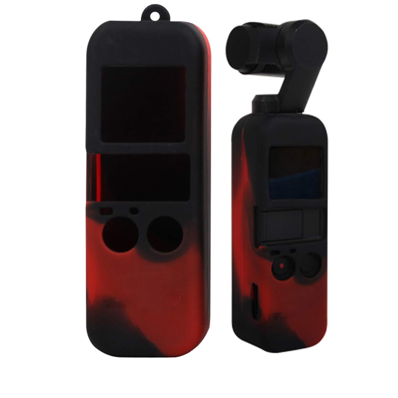DJI Osmo用ソフトケース ポケット保護シェルカバースキン DJI osmo ポケット用 B07M68QWZW