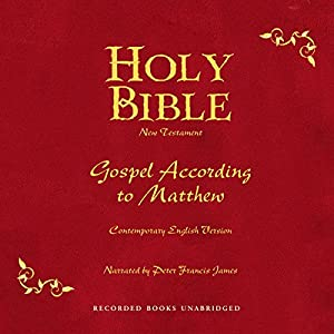 Holy Bible, Volume 22 Audiobook