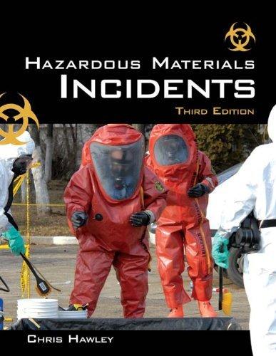 Download Hazardous Materials Incidents: 3rd (Third) edition ebook