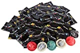Billy Boy Kondome 50er Beutel Mix-Sortiment aus farbigen, perlgenoppten, farbig-aromatisierten und...
