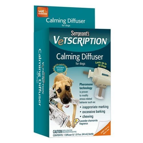 Sergeant's® Vetscription® Calming Diffuser for Dogs