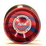 Magic YoYo and SpinGear Katana M06 Bi Metal Yo-Yo