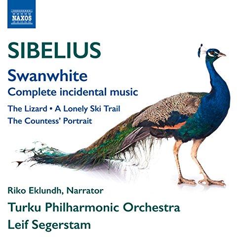 Swanwhite, JS 189, Act II: Adagio. D drager en vit svan frbi