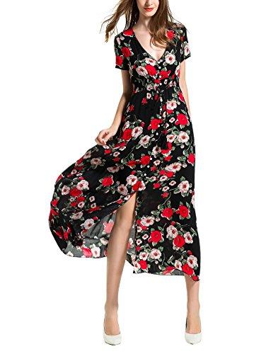 Vintage Hawaiian Long Dress - 6