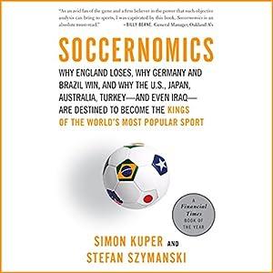 Soccernomics Audiobook