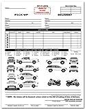 Vehicle Transport Bill of Lading Form