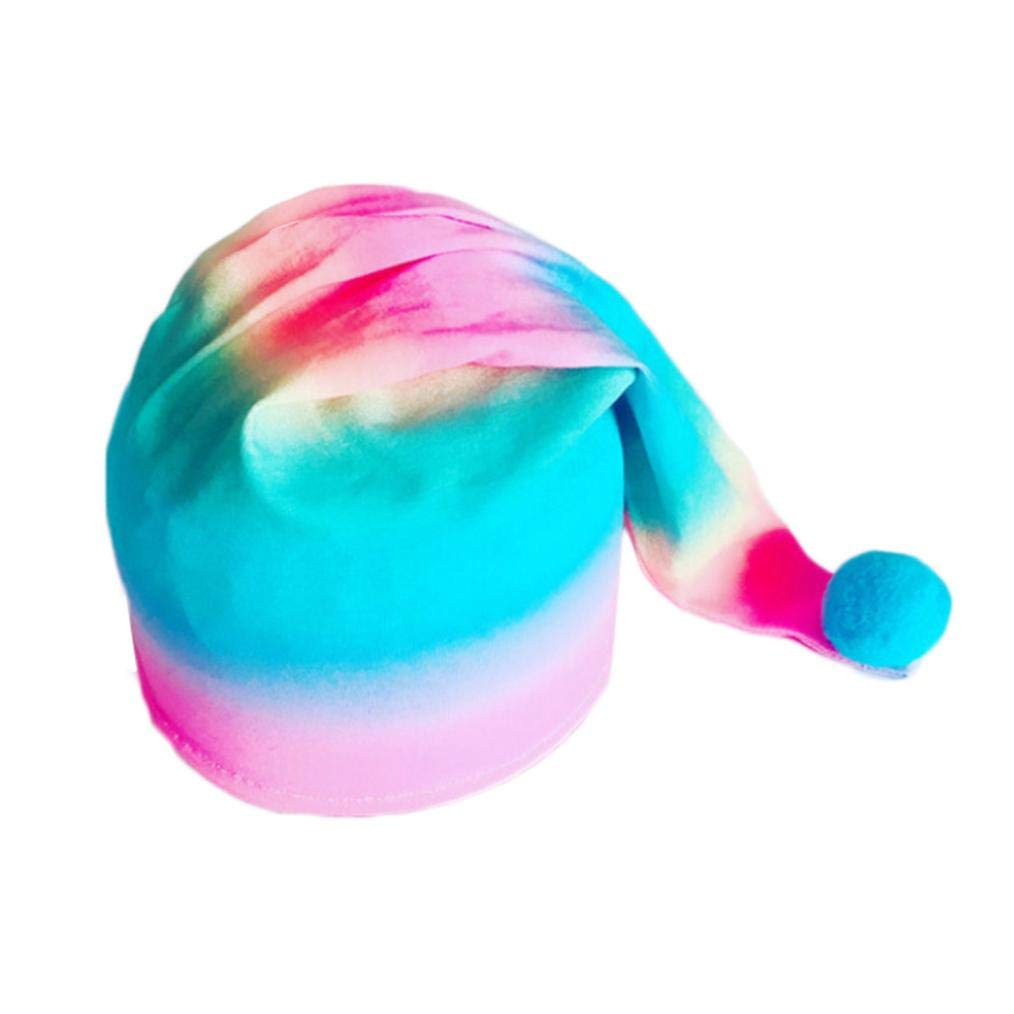 WARMSHOP Baby Organic Knotted Hat Newborn Toddler Solid Color Microfiber Super Soft Cute Knit Cap Nursery Beanie (B, Medium)