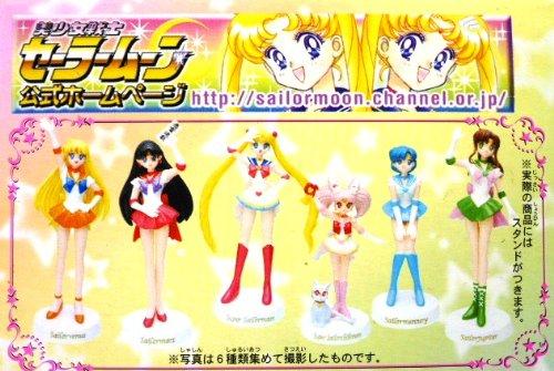 全6種セット 「美少女戦士 セーラームーン ドールコレクション」 <食玩>