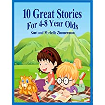 10 Great Stories for 4-8 Year Olds