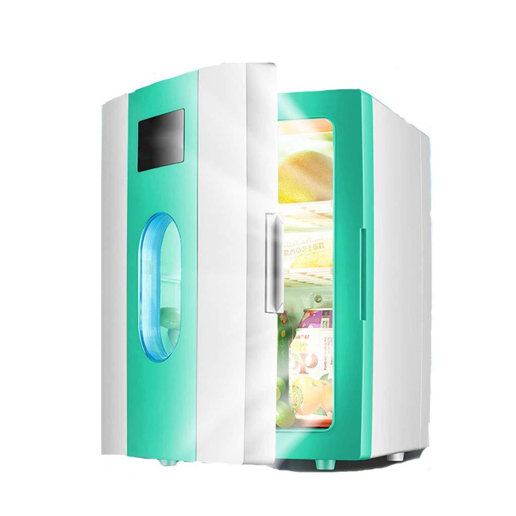 YQ&TL Refrigerador pequeño Refrigerador para Autos de 10 litros ...