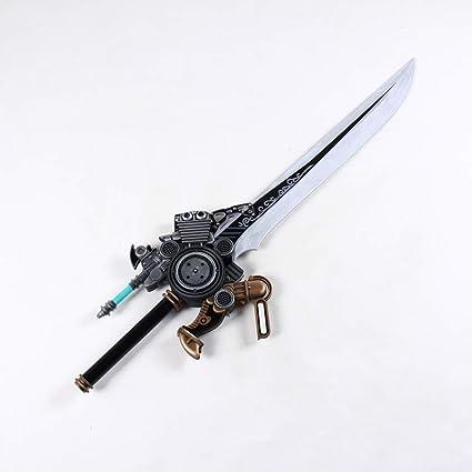 Final Fantasy XV FF15 Noctis Lucis Caelum Big Sword PVC Cosplay Prop