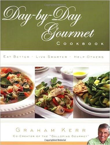 daybyday gourmet cookbook eat better live smarter help others