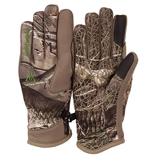 Huntworth Youth Stealth Hunting Glove, Hidden, Medium