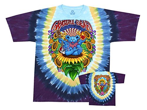 Grateful Dead - Guru Bear T-Shirt Size L