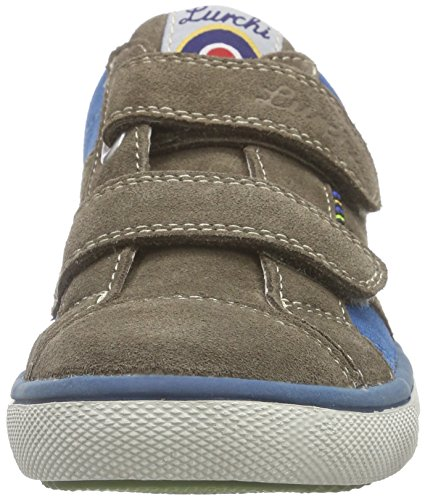 Lurchi Jungen Sorby Low-Top Braun (taupe 27)