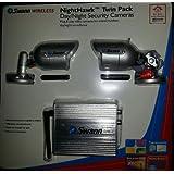 Swann Nighthawk Twin Pack 2 Cameras & Receiver