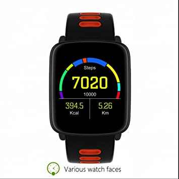 Sport Smart Watch Fitness Tracker Medición del Consumo de ...