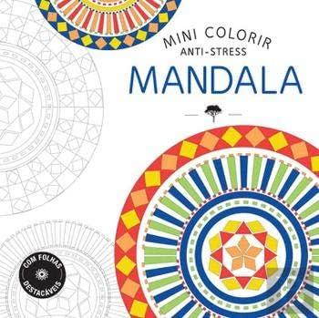 Mini Colorir Anti-Stress Mandala (Portuguese Edition ...