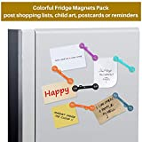 SUNFICON 6 Pack Magnetic Cable Clips Cable