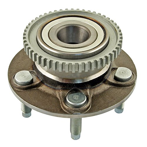 APDTY 512149 Wheel Hub & Bearing Assembly Fits Rear Left Or Rear Right 1997-2003 Ford Windstar (Manufactured From 08/04/97; ReplacesF7AZ1104AC, F78Z1104AA, F7AZ-1104-AC, ()